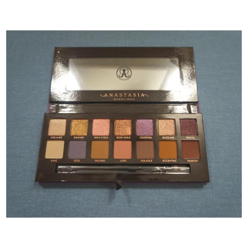 Beautycon LA Haul | Anastasia Beverly Hills Norvina Eyeshadow Palette