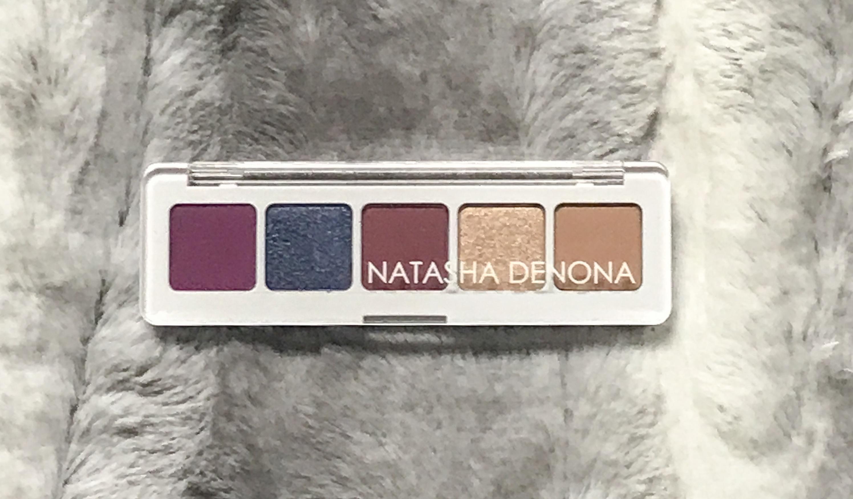 Luxury and Affordable Beauty Haul | Natasha Denona Mini Lila Palette