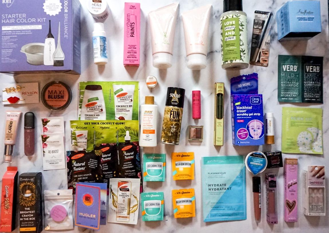 Beautycon NYC 2019 Haul | Beauty Freebies