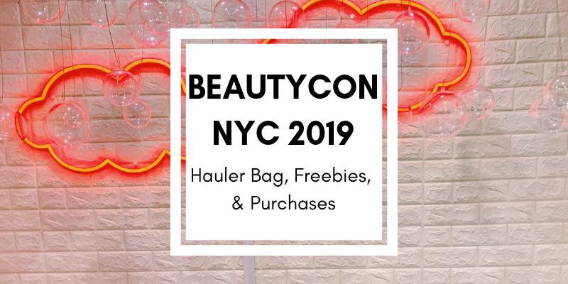 BEAUTYCON NYC 2019