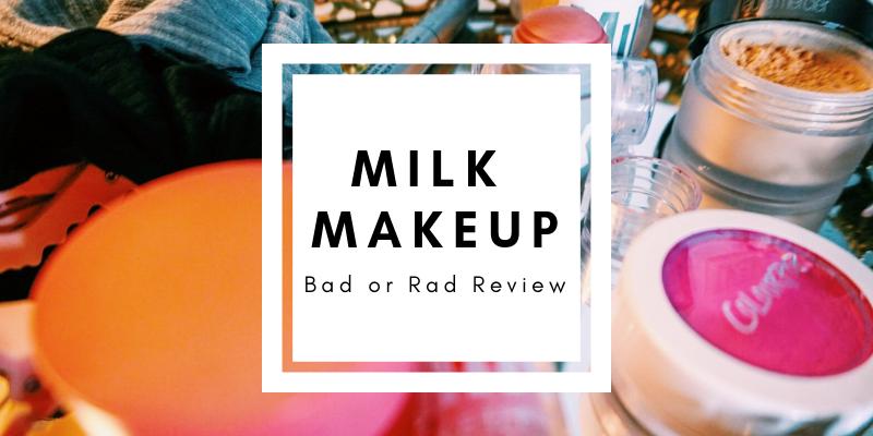 Milk Makeup Review
