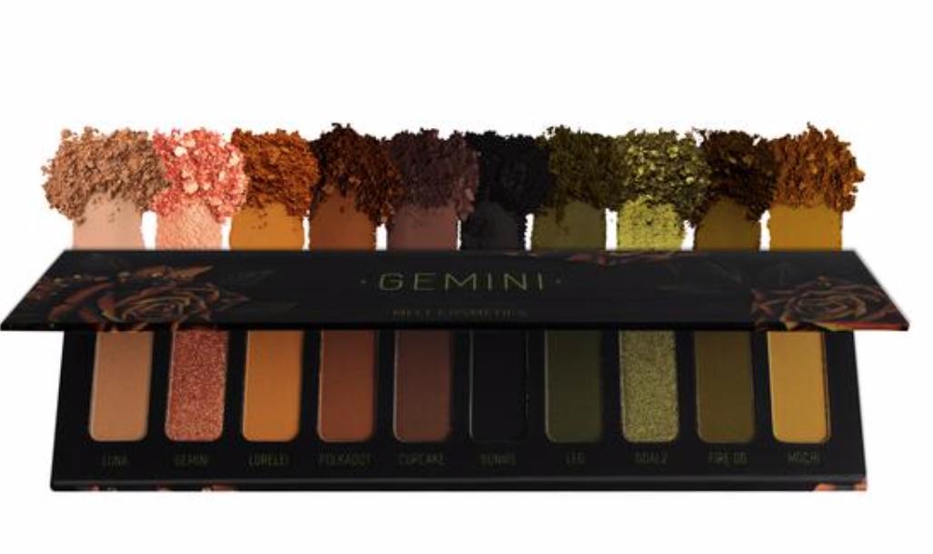 Melt Cosmetics Gemini Eyeshadow Palette