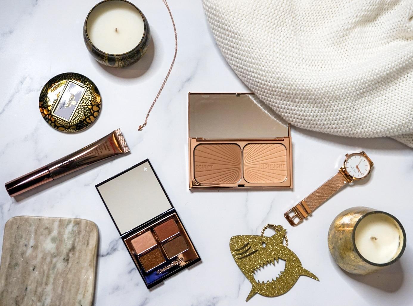 A Beauty Guru Made Me Do It | Charlotte Tilbury Hollywood Contour Wand, The Dolce Vita Quad, Filmstar Bronze & Glow