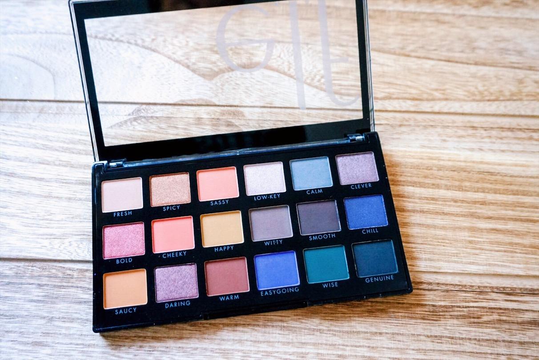 Mini Drugstore Haul | Elf Cosmetics Opposites Attract Eyeshadow Palette