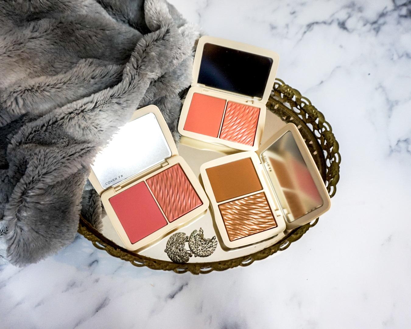 Sephora VIB Sale Haul - April 2019 - Cover FX Monochromatic Blush & Bronzer Duos