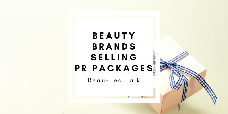 Beau-Tea Talk | Brands Selling PR Packages | Buying PR Packages
