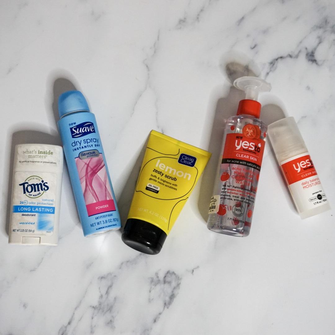 Massive Mid-Year Beauty Declutter | Massive Spring 2019 Beauty Declutter_Skincare