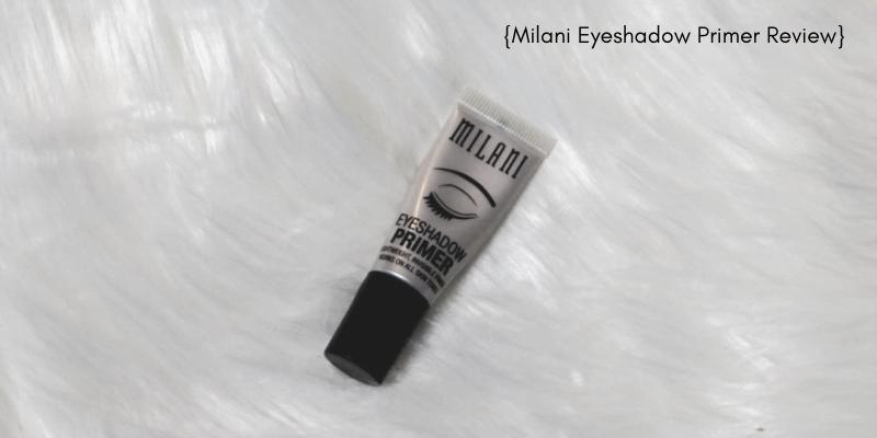 Bad or Rad | Milani Eyeshadow Primer Review