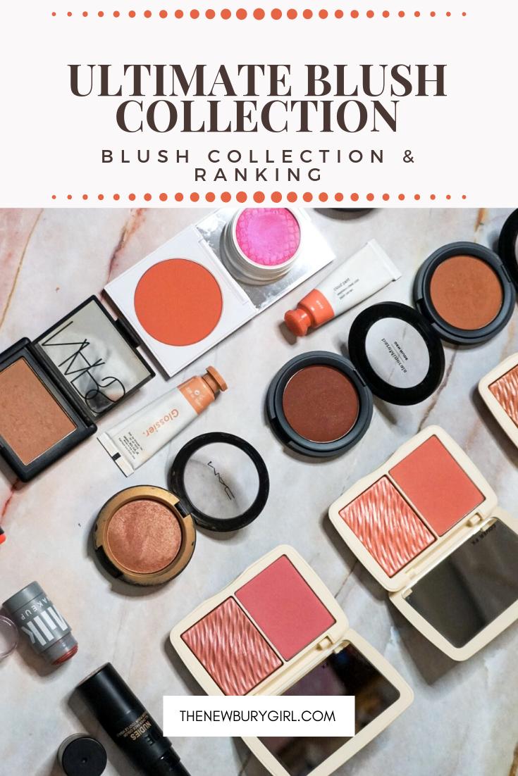 Ultimate Powder & Creme Blush Collection & Ranking