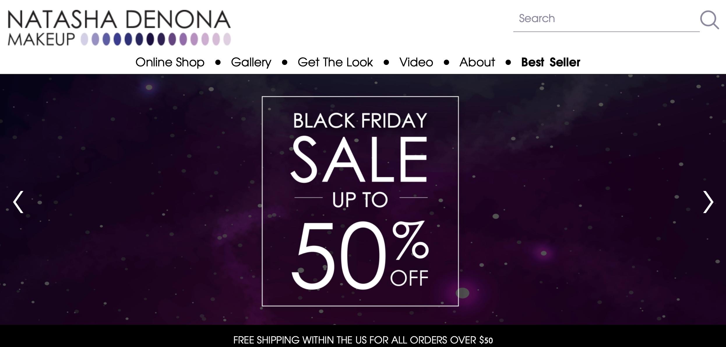 The Best Black Friday Deals for Beauty Lovers | Natasha Denona
