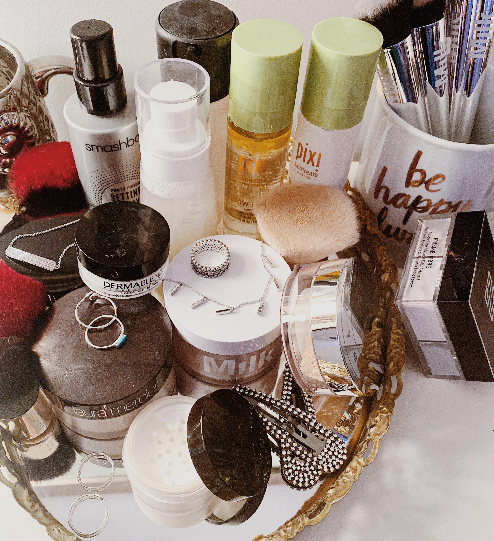 Setting Powder & Setting Spray Collection Ranking