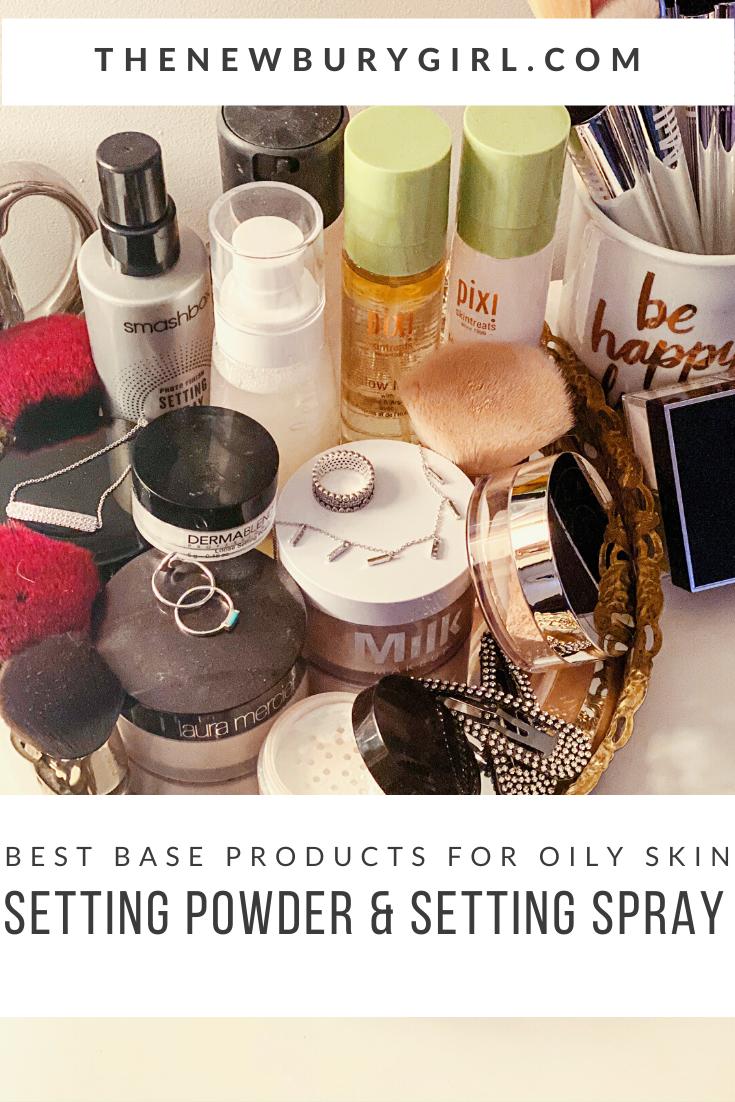 Setting Powder & Setting Spray Ranking