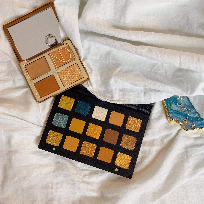 What I Got for Christmas 2019   Natasha Denona Gold Palette & Tan & Glow Face Palette