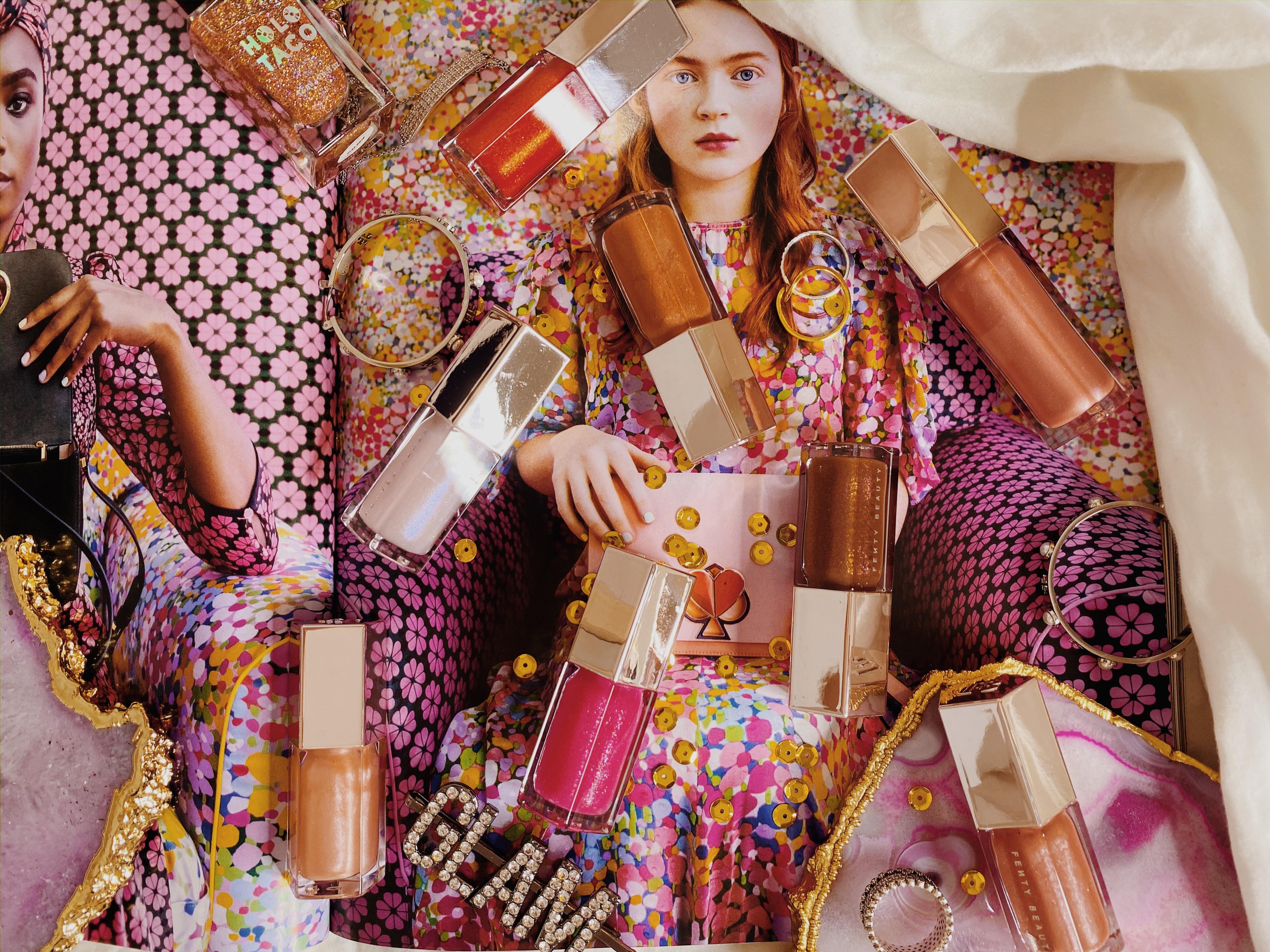Lip Gloss Collection Ranking | Fenty Beauty Gloss Bomb Universal Lip Luminizer