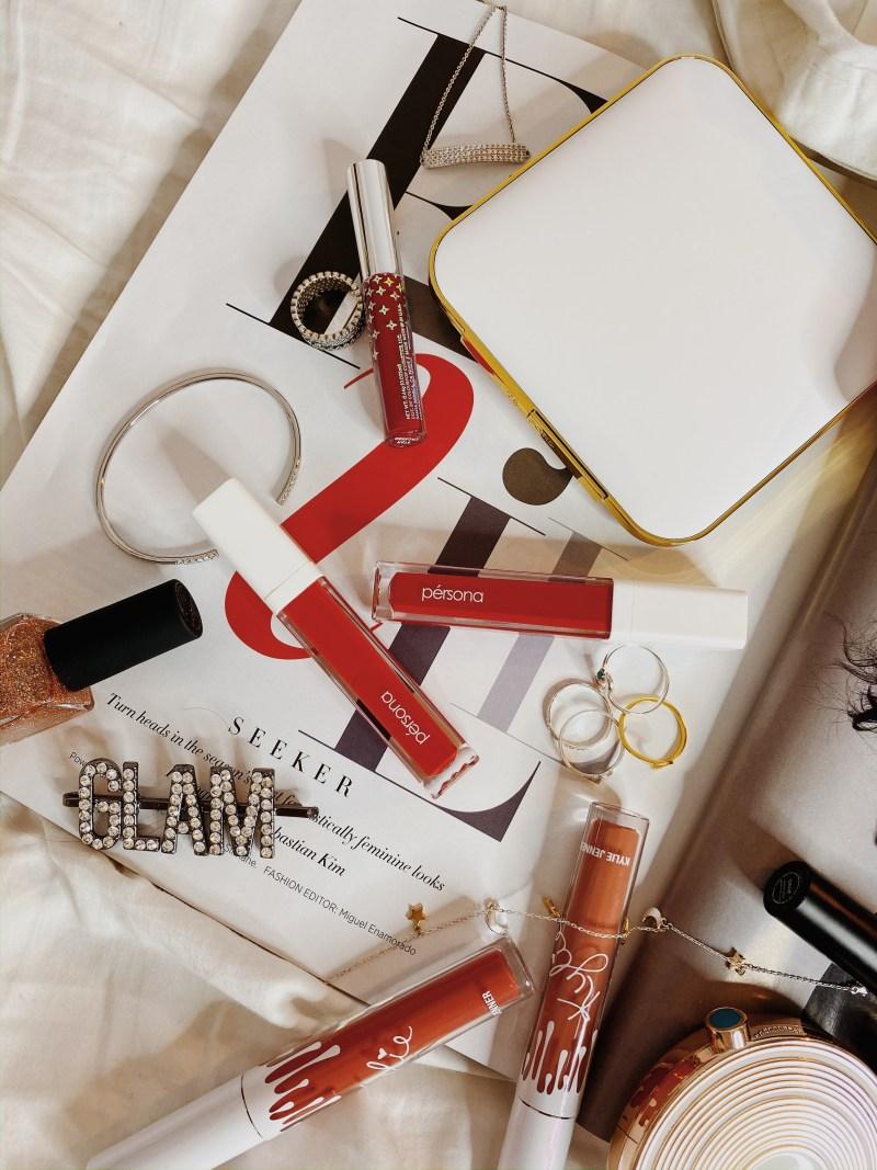 Liquid Lipstick Collection Ranking