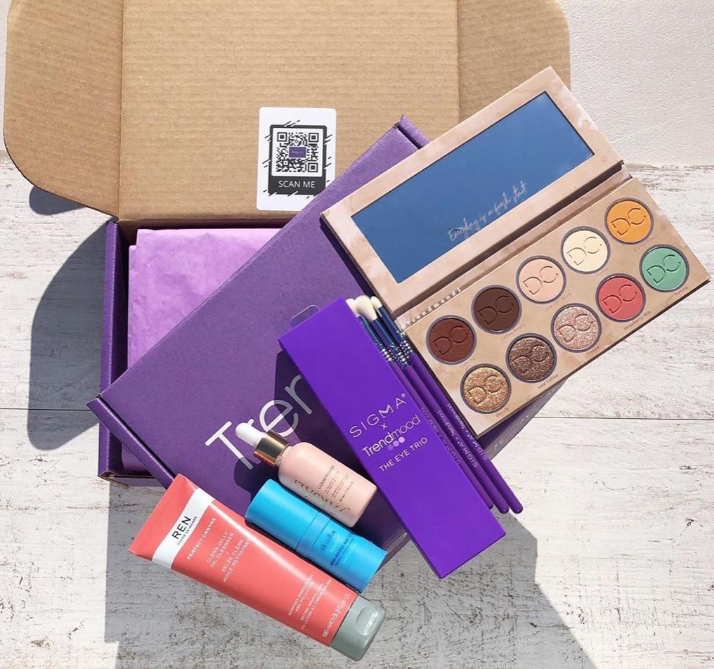 2020 Beauty Low Buy   Limited Edition TrendMood Box - Volume II