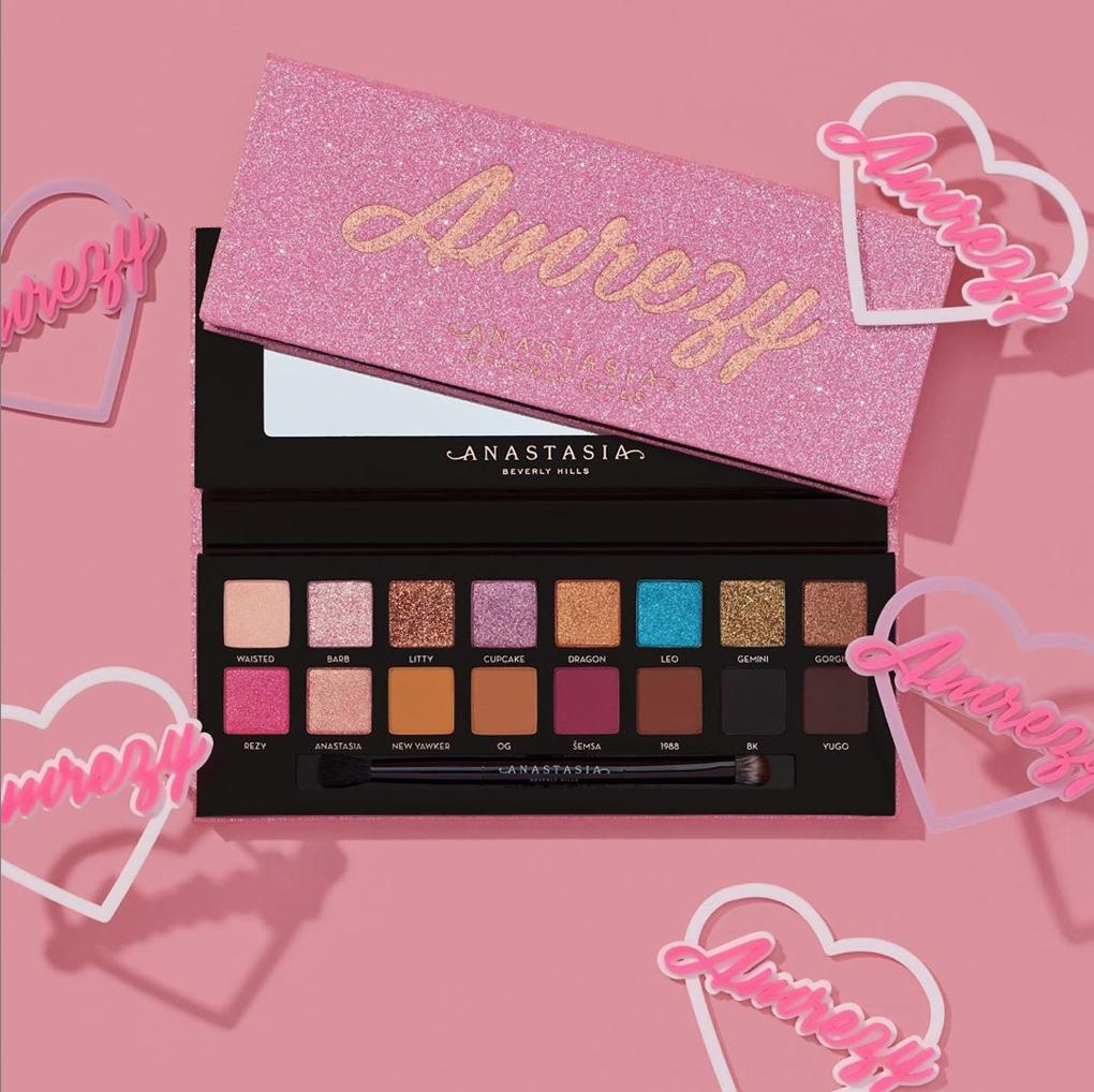 2020 Beauty Low Buy   Anastasia Beverly Hills Amrezy Palette