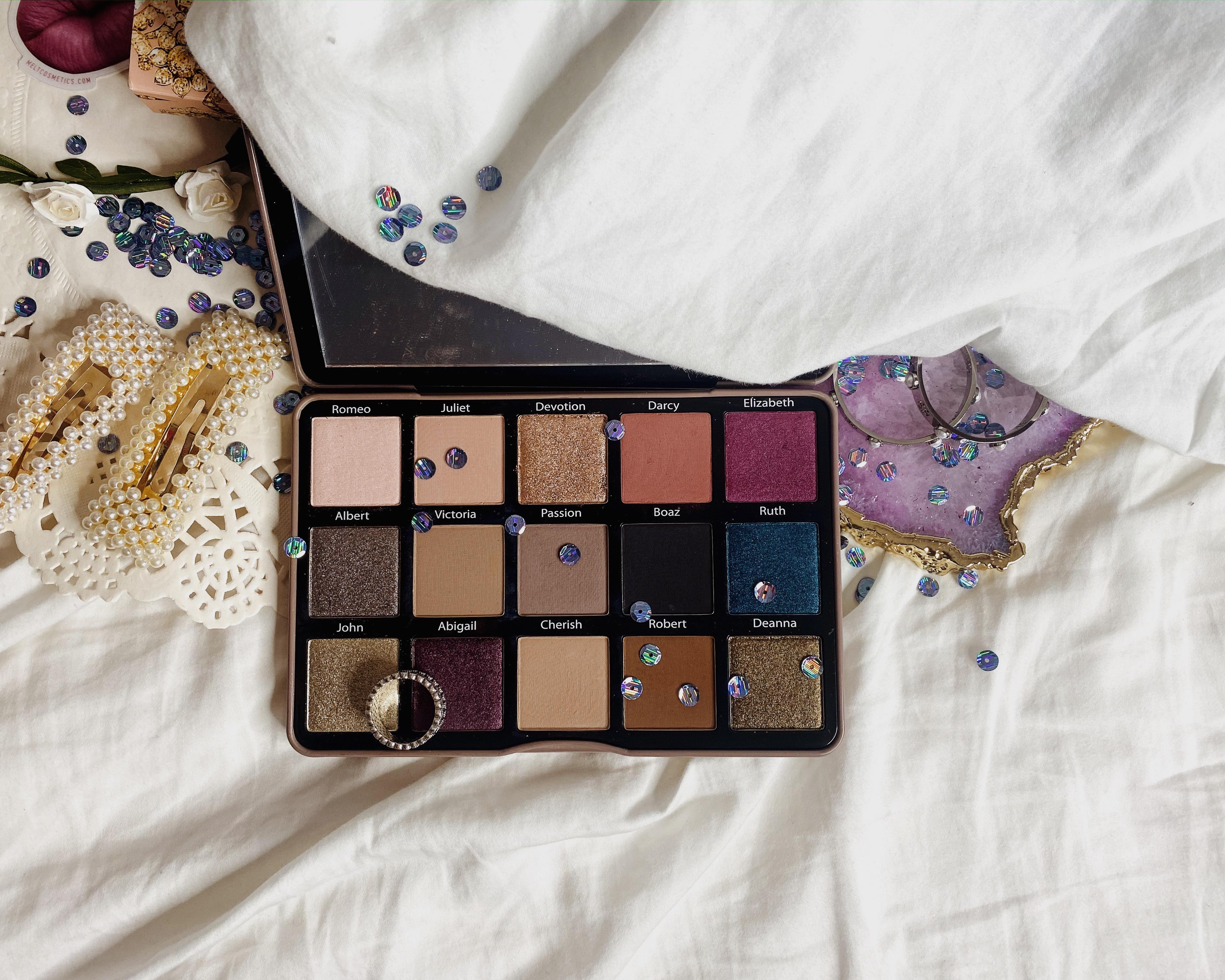 Yearlong 2020 Beauty Low Buy   Sydney Grace Eternal Love Light Palette