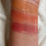 Face Palette Collection Ranking | Alamar Cosmetics Colorete Blush Trio in Medium Palette Swatches