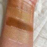 Face Palette Collection Ranking | Natasha Denona Tan Bronze and Glow Swatches