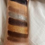 Huda Beauty Palette Ranking | Huda Beauty Smokey Obsession Palette Swatches