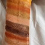 Huda Beauty Palette Ranking | Huda Beauty Topaz Gemstone Obsession Palette Swatches