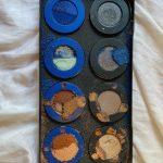 Melt Cosmetics Palette Ranking | Shattered Melt Cosmetics Blueprint Stack in my Melt Pro Palette