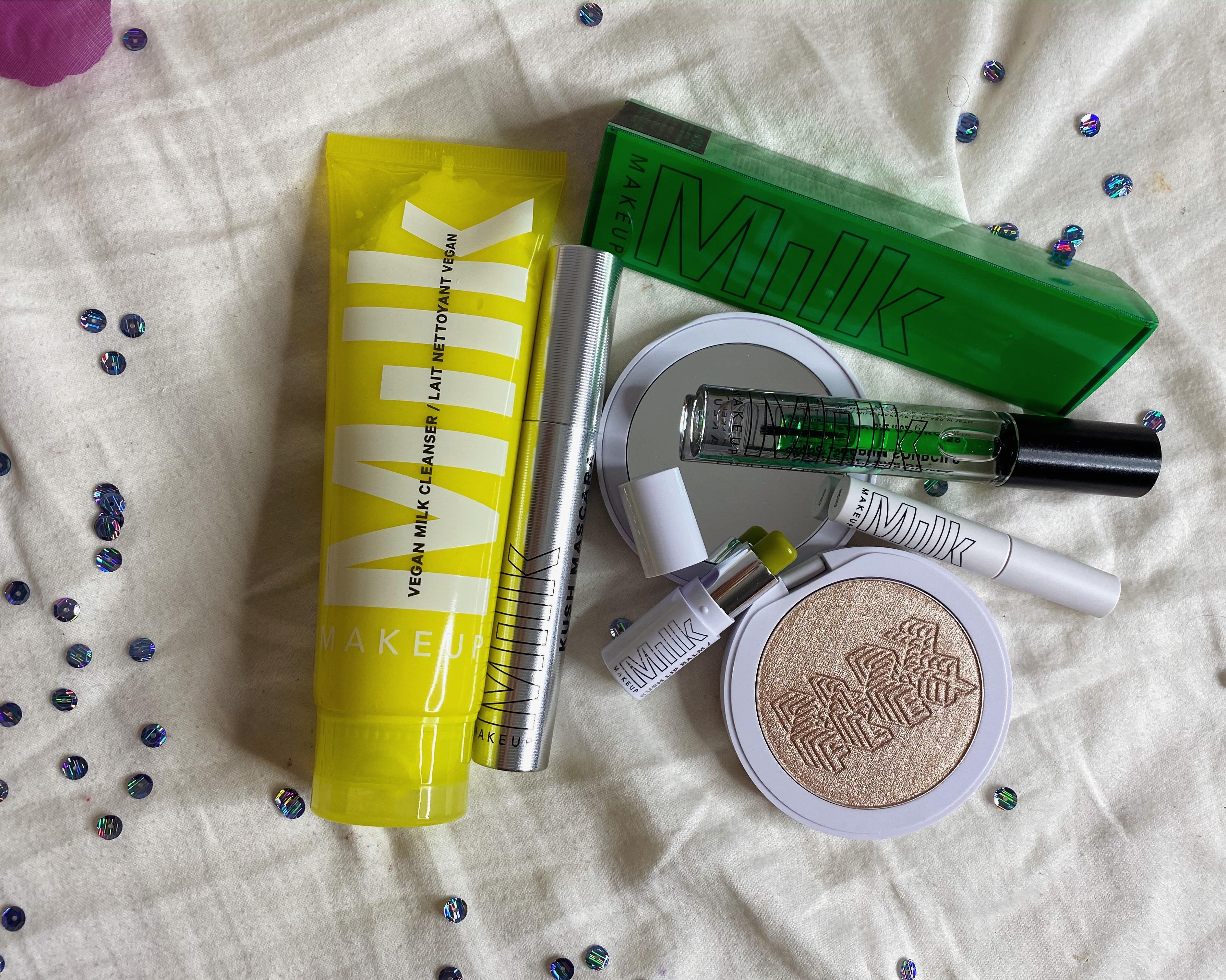 2020 Beauty Low Buy Update #3 | Milk Makeup Vegan Milk Cleanser | Milk Makeup Flex Highlighter Lit | Milk Makeup KUSH | Milk Makeup Lash Serum