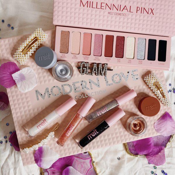 Melt Cosmetics Millennial Pinx Palette – a Major Miss?