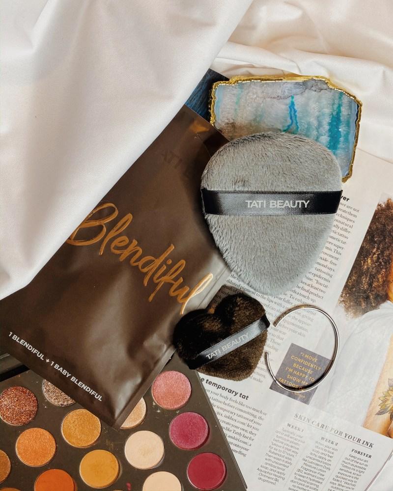 Tati Beauty Blendiful Review | Honest Tati Beauty Blendiful Review | Tati Beauty Textured Neutrals Volume I