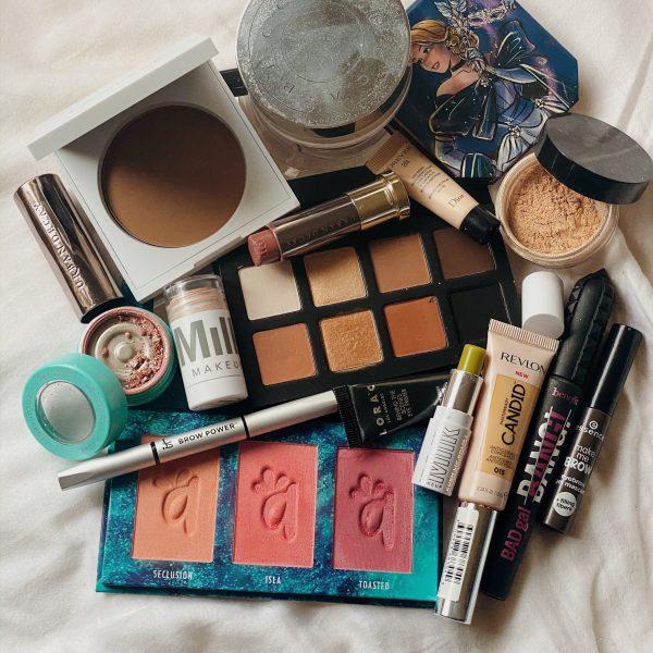 Low Buy x No Buy Beauty Tag | Makeup Addiction Self-Reflection