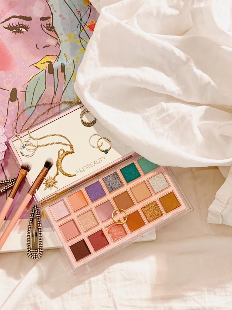 Huda Beauty Palette Ranking | Huda Beauty Mercury Retrograde Palette