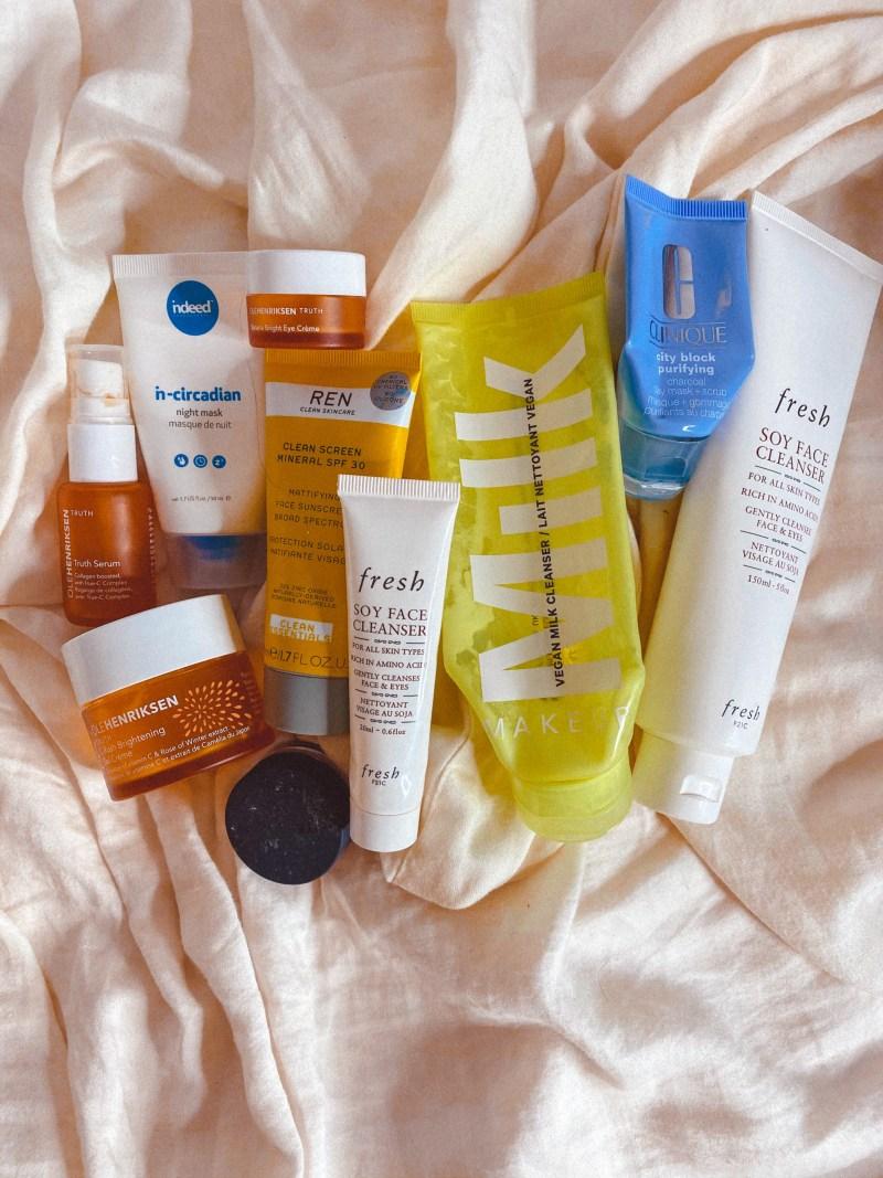 Summer 2020 Skincare Empties Roundup