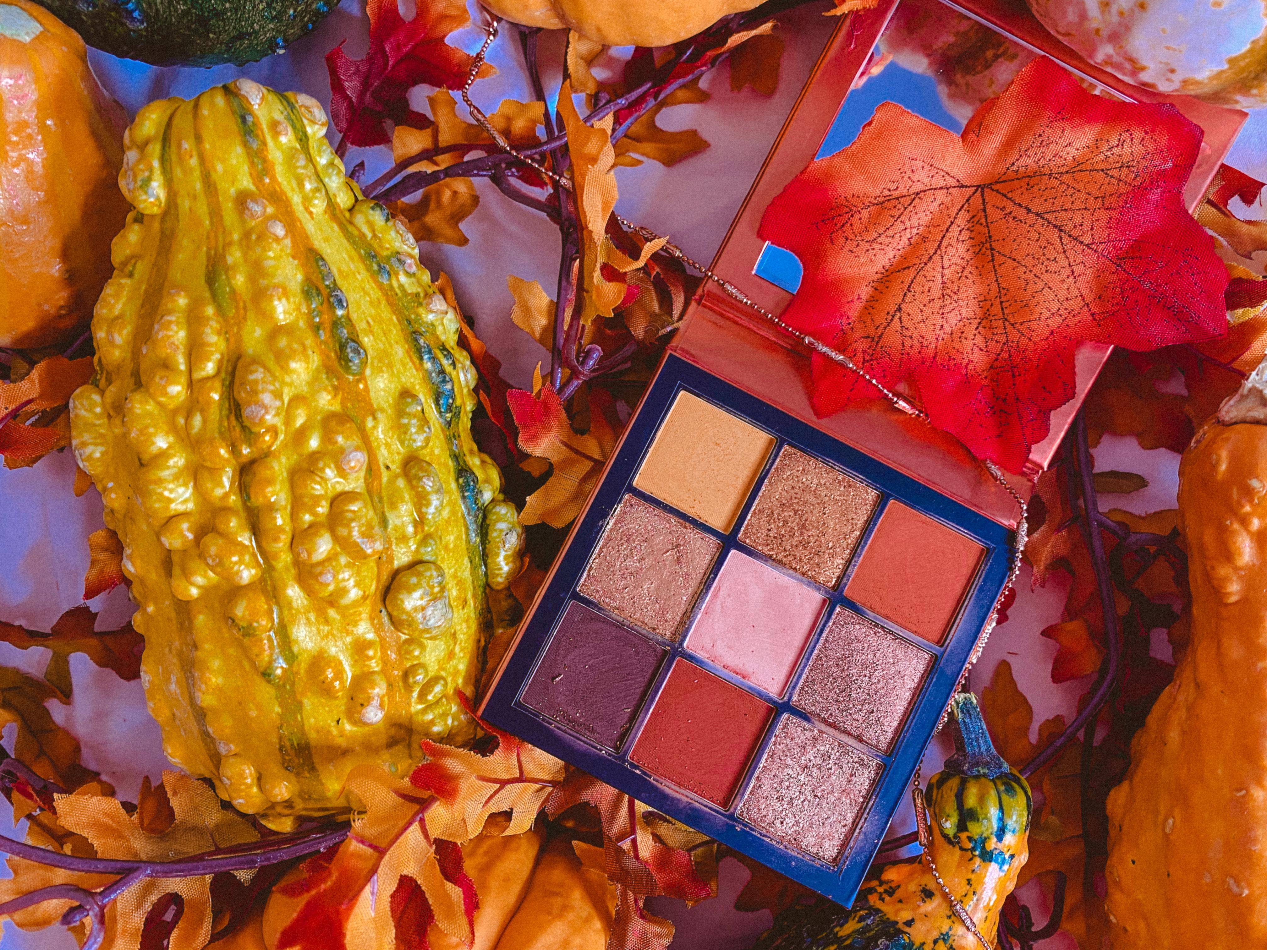 Huda Beauty Topaz Obsessions Palette