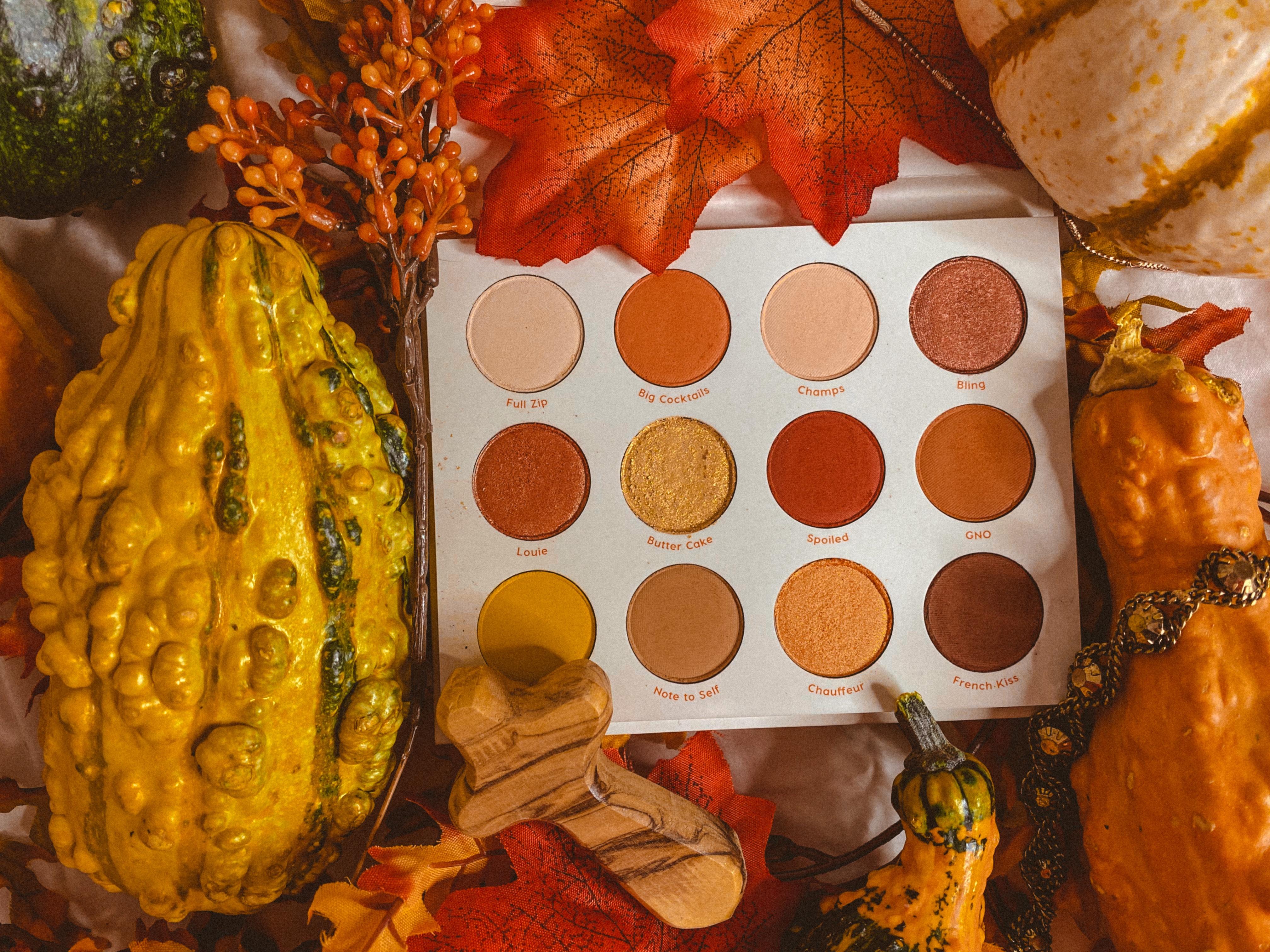 ColourPop Yes Please Palette | ColourPop Cute AF Palette