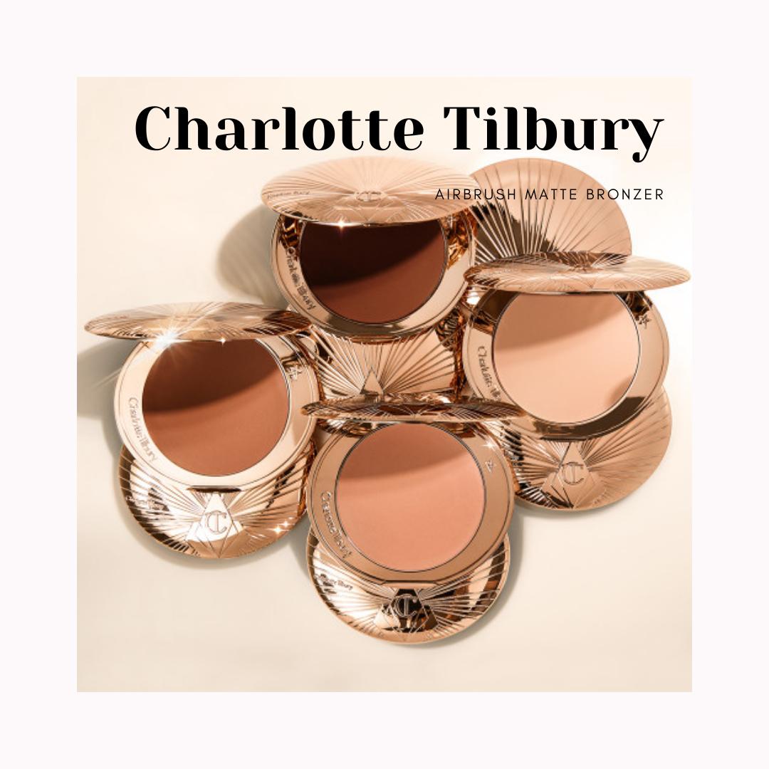 Charlotte Tilbury Airbrush Matte Bronzer