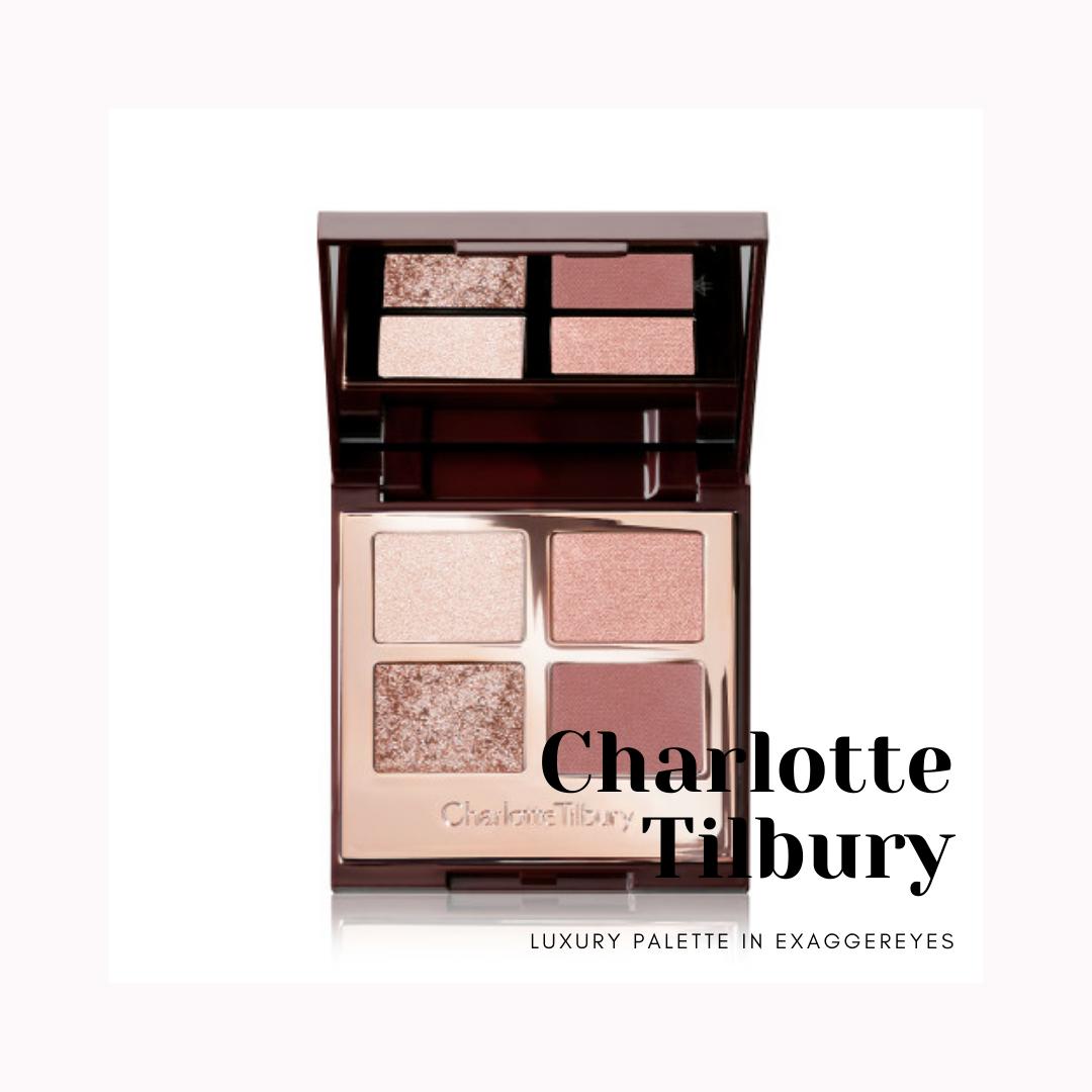 Charlotte Tilbury Luxury Eyeshadow Palette in Exaggereyes